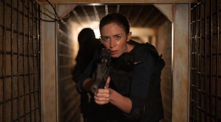 Emily Blunt en 'Sicario'