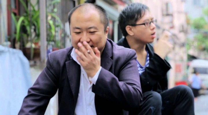 Una novia de Shangái