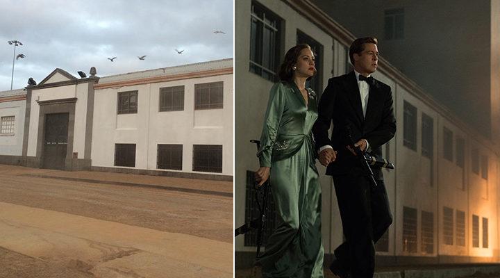 'Aliados': Por qué Brad Pitt y Marion Cotillard se enamoraron de Gran Canaria