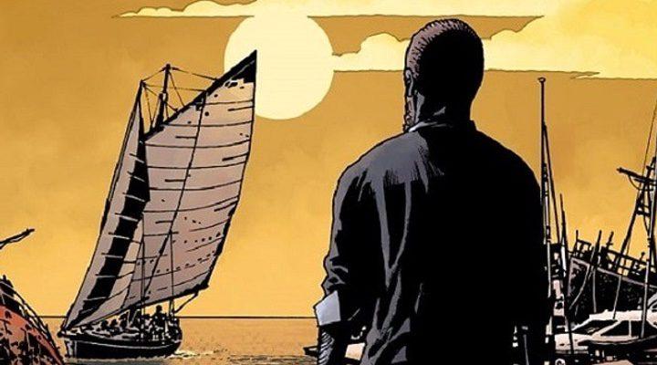 Oceanside según los cómics de 'The Walking Dead'