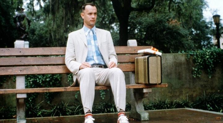 Tom Hanks en 'Forrest Gump'
