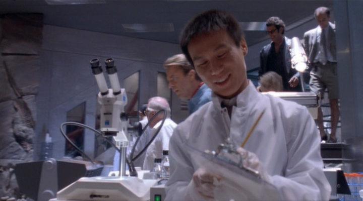 B.D. Wong como Henry Wu en la saga original 'Jurassic Park'