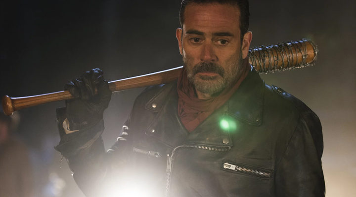Negan en 'The Walking Dead'