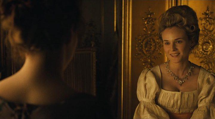 'Adiós a la reina' deja caer el posible lesbianismo de María Antonieta