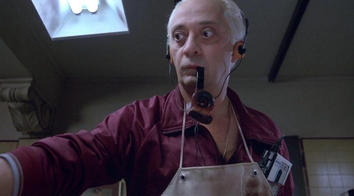 Don Calfa en 'El regreso de los muertos vivientes'