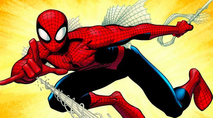 Spider-Man tendrá alas de telaraña como en los cómics en 'Spider-Man: Homecoming'