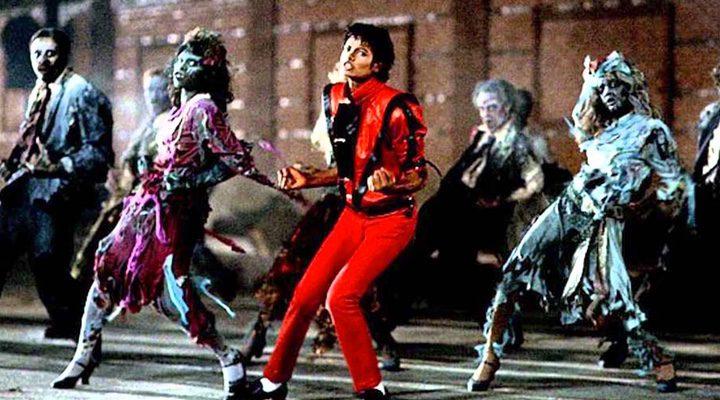 Un fotograma del videoclip 'Thriller' de Michael Jackson