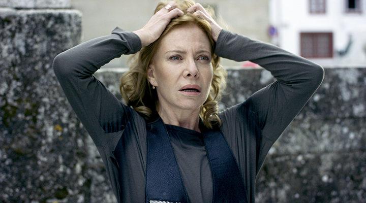 Cecilia Roth en 'Migas de pan'