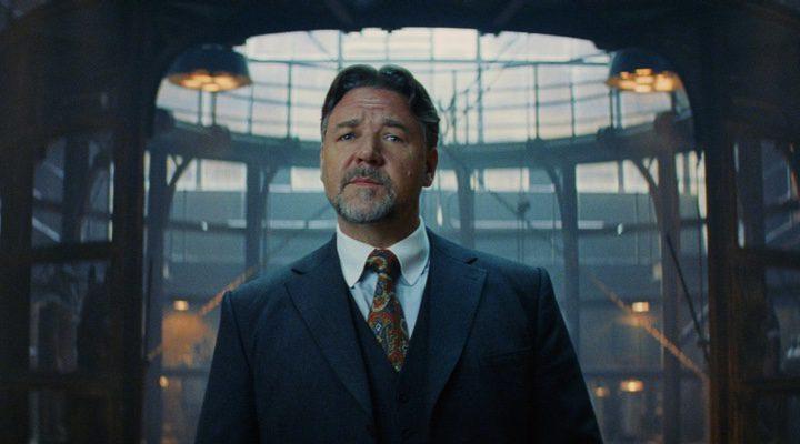 Russell Crowe en 'La momia'