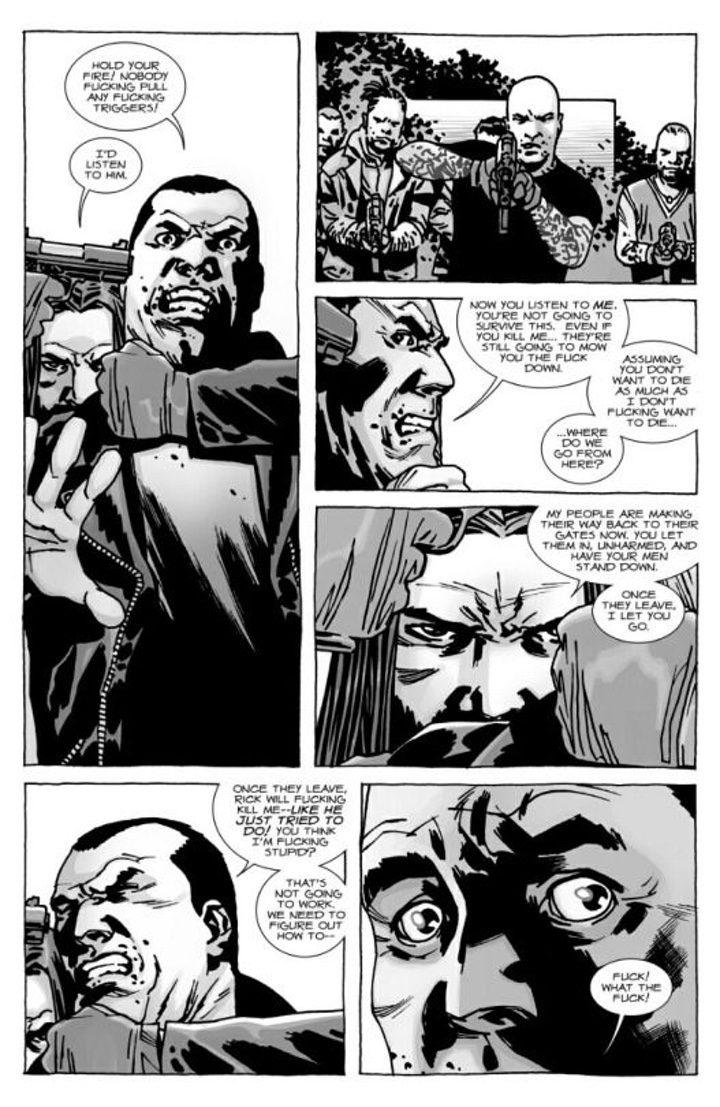 El cómic de 'The Walking Dead'