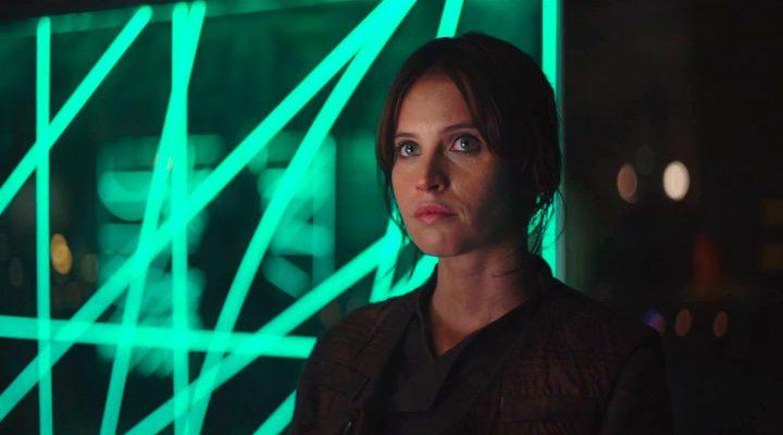 Jyn Erso, la protagonista de 'Rogue One: Una historia de Star Wars'