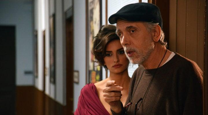 Fernando Trueba y Penélope Cruz