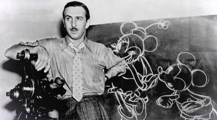 'Walt Disney'