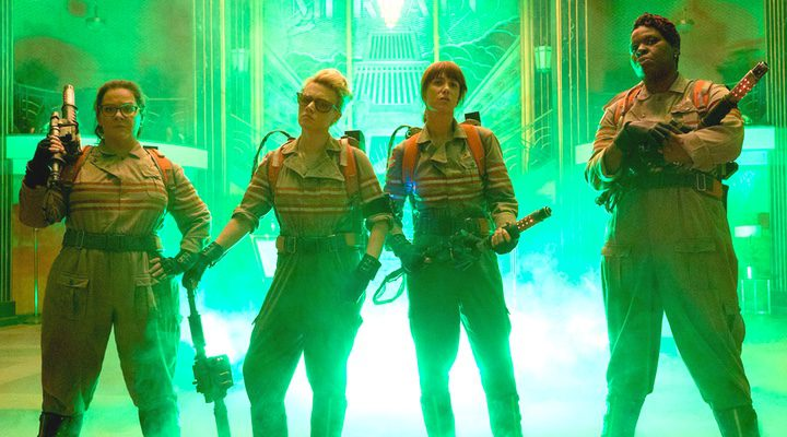 'Ghostbusters' (2016)