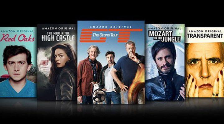 Series originales de Amazon Prime Video