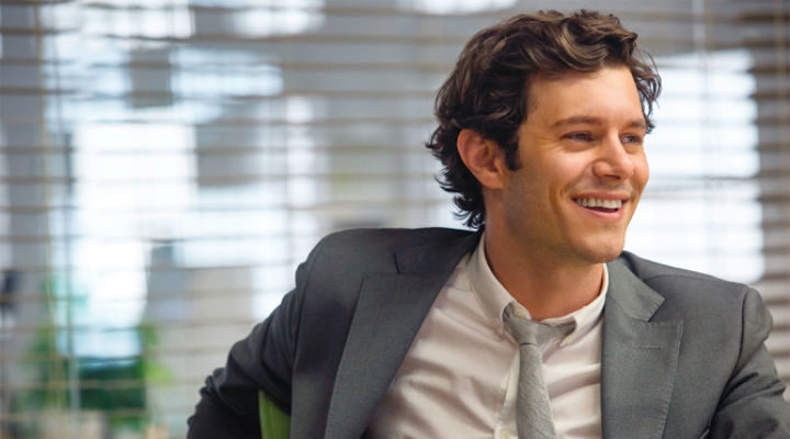 Adam Brody en 'StartUp'