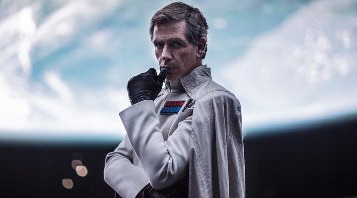 Orson Krennic, el personaje de Ben Mendelsohn en 'Rogue One: Una historia de Star Wars'