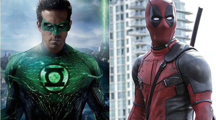 'Linterna Verde' v. 'Deadpool'