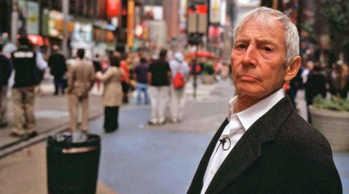 Robert Durst, el supuesto asesino de Susan Berman