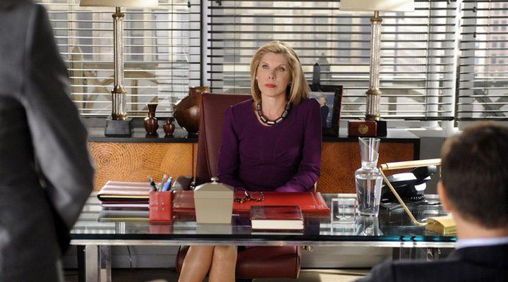 Christine Baranski en 'The Good Wife'