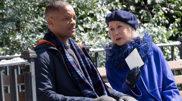 Will Smith y Helen Mirren en 'Belleza Oculta'