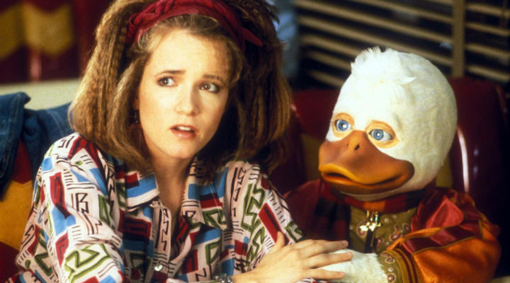 Lea Thompson y Howard, ¿más que amigos?