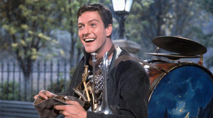 Dick Van Dyke en 'Mary Poppins'