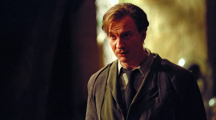 David Thewlis como Remus Lupin en 'Harry Potter'