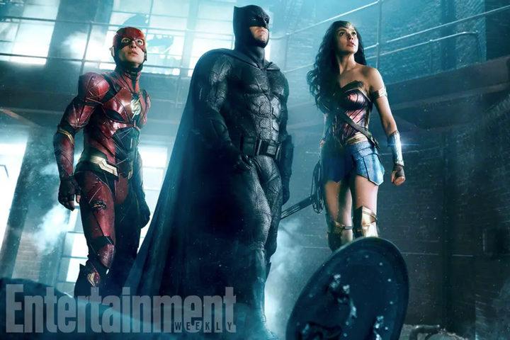 Imagen de 'La Liga de la Justicia
