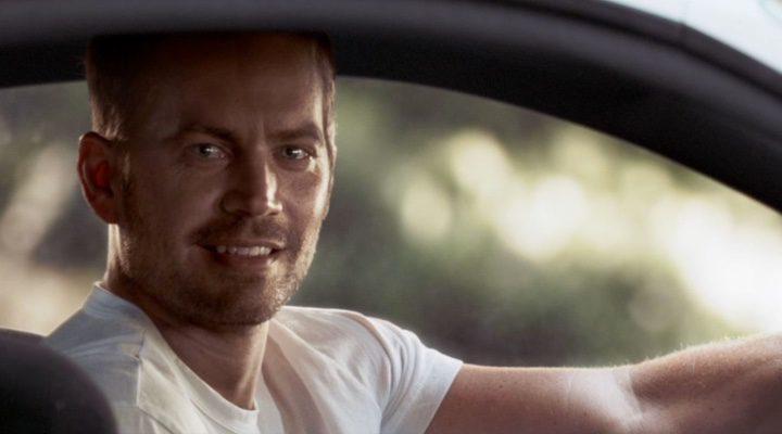 Brian O'Conner al final de 'Fast & Furious 7'