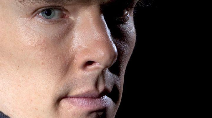 Benedict Cumberbatch en 'Sherlock'