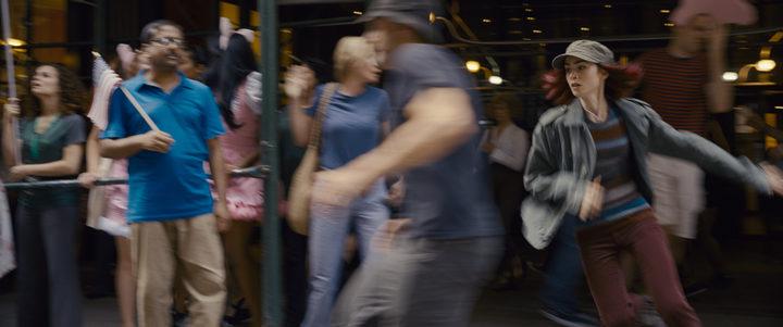 Lily Collins es Red en 'Okja'