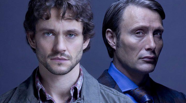 Hugh Dancy y Mads Mikkelsen en 'Hannibal'