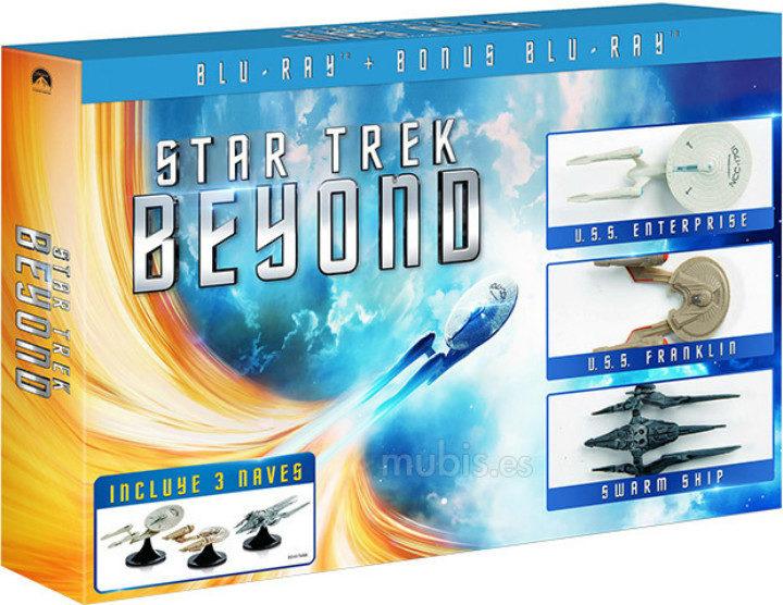 Pack Edición Limitada 'Star Trek: Más allá'