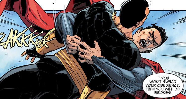 Black Adam & Superman