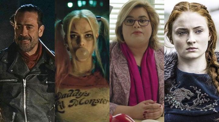 Personajes clave del 2016