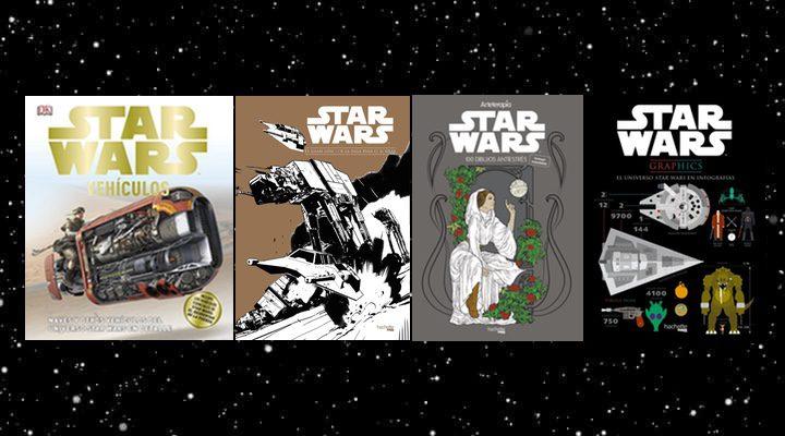 Libros de 'Star Wars'