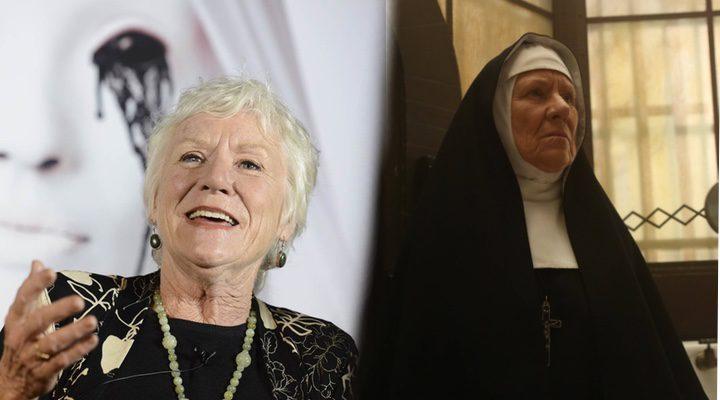 Barbara Tarbuck vs Madre Superiora 'American Horror Story'