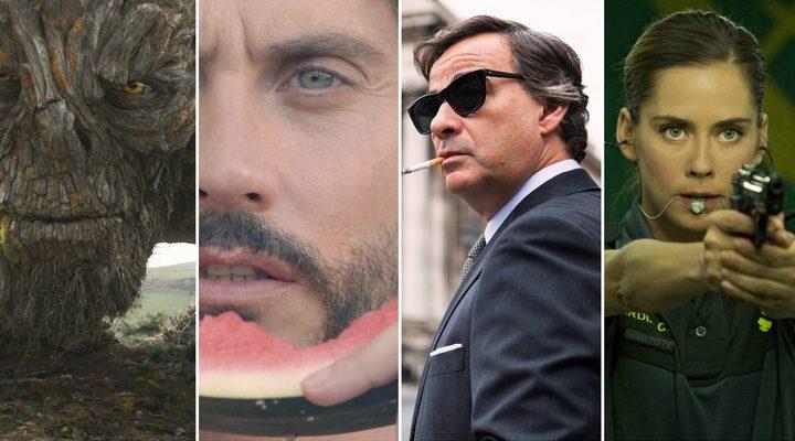 'Un monstruo viene a verme', 'Kiki, el amor se hace', 'El hombre de las mil caras', 'Cuerpo de élite'