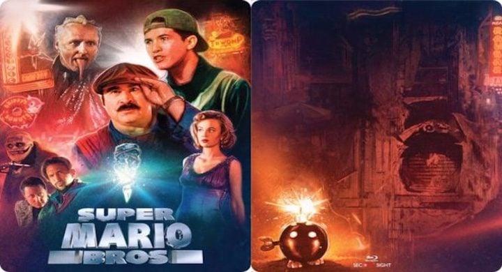 Caja metálica de 'Super Mario Bros.'