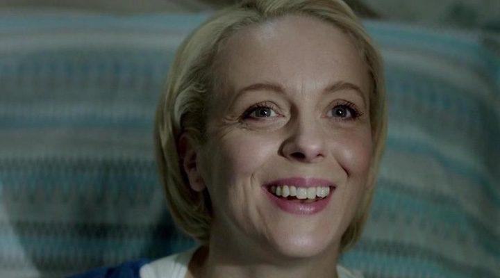 Amanda Abbington como Mary Watson en 'Sherlock