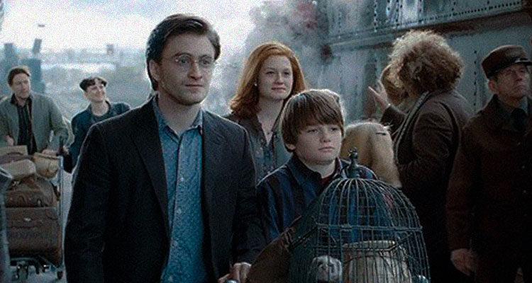 Harry & Albus Severus Potter