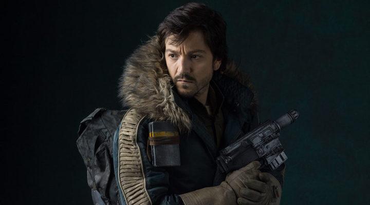 Diego Luna como el Capitán Cassian