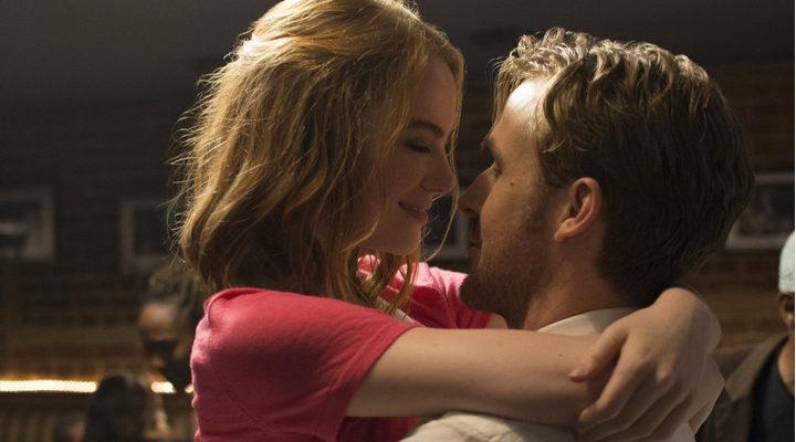 'Ryan Gosling y Emma Stone'
