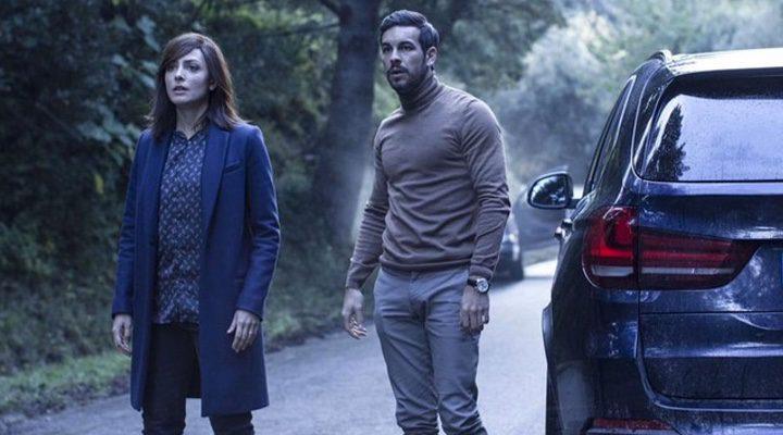 Mario Casas y Bárbara Lennie en 'Contratiempo'