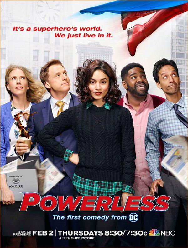 'Powerless'