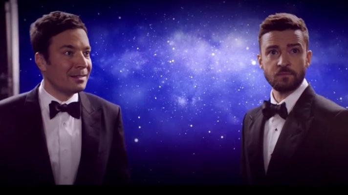 'Jimmy Fallon y Justin Timberlake'