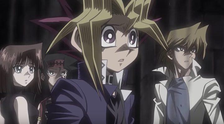 'Yu-Gi-Oh! The Dark Sides of Dimensions'