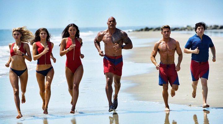 'Baywatch: Los vigilantes de la playa'