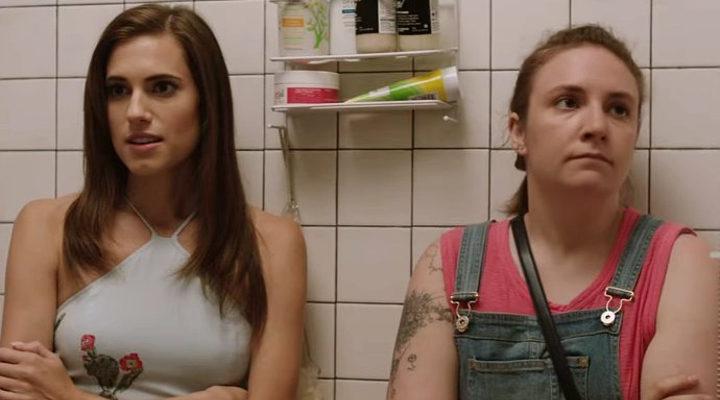 Imagen de la sexta temporada de 'Girls'